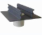 Stegmeier Adjustable Height Paver Drain Down Adapter PDDA